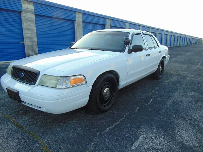 2008 Ford Crown Victoria Police Interceptor In Daytona Beach, FL ...