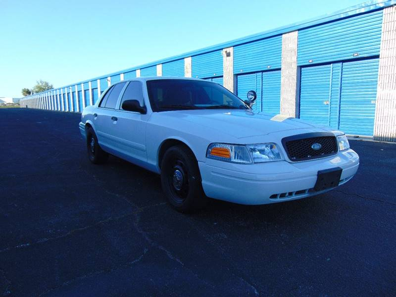 2008 Ford Crown Victoria for sale at CHEVYEXTREME8 USED CARS in Daytona Beach FL