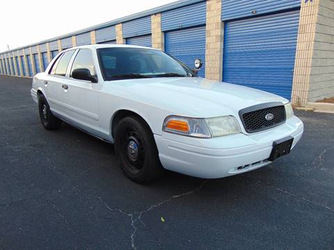 2008 Ford Crown Victoria for sale in Daytona Beach, FL