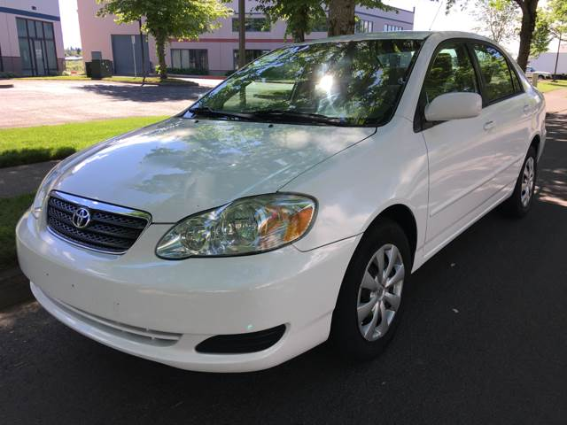 2005 Toyota Corolla For Sale At Apex Auto Sales In Troutdale OR