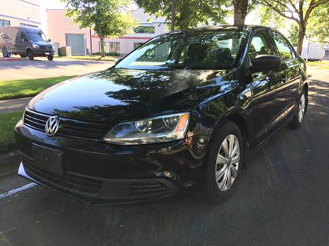 2011 Volkswagen Jetta for sale in Troutdale, OR