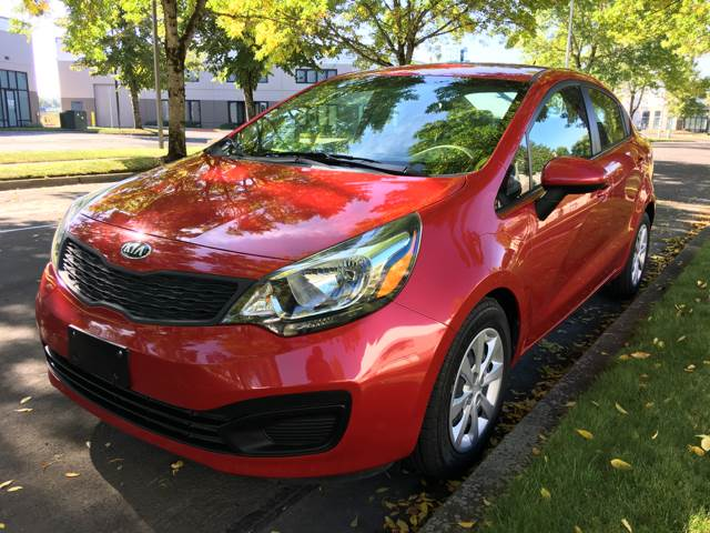 2014 Kia Rio LX In Troutdale OR - Apex Auto Sales