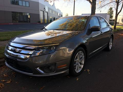2012 Ford Fusion for sale in Troutdale, OR