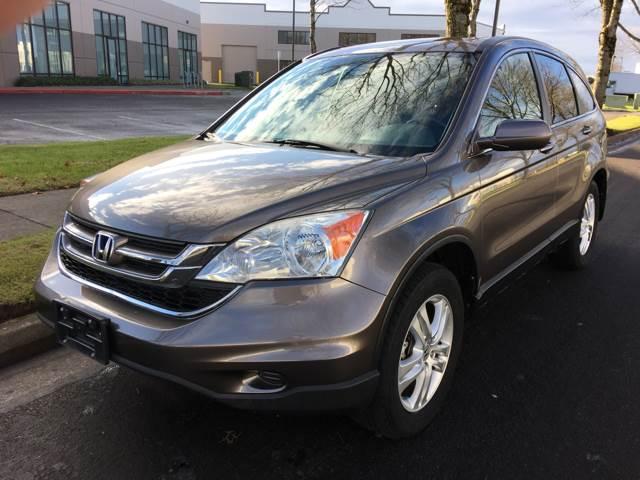 2010 Honda Cr V Ex L In Troutdale Or Apex Auto Sales