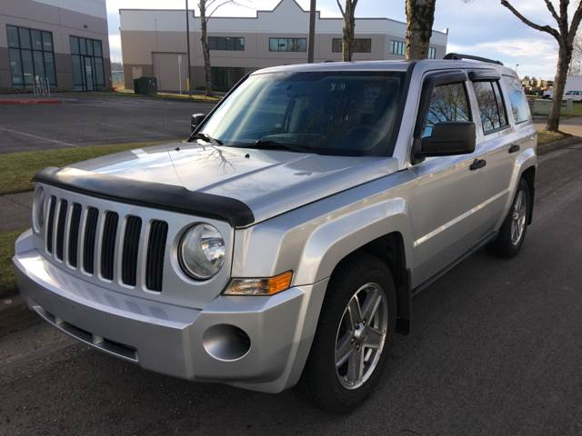2008 Jeep Patriot For Sale At Apex Auto Sales In Troutdale OR