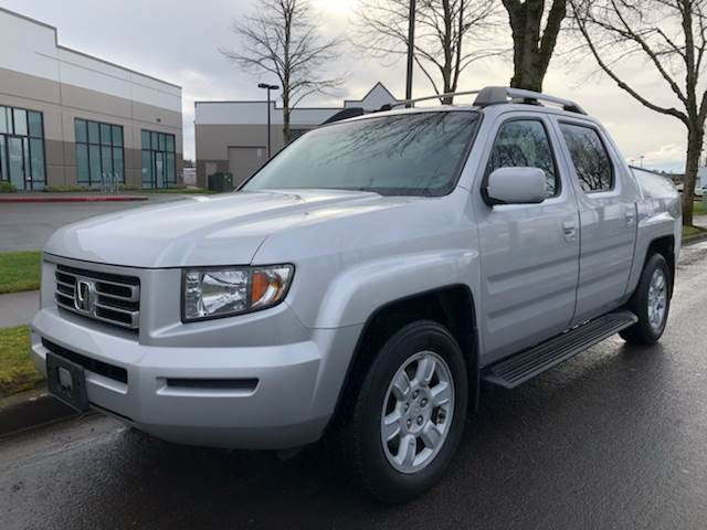 2006 Honda Ridgeline For Sale At Apex Auto Sales In Troutdale OR