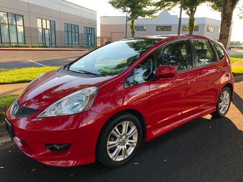 2011 Honda Fit For Sale In Troutdale, OR