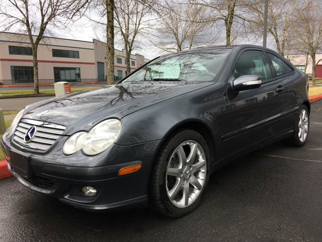 Charming 2005 Mercedes Benz C Class For Sale At Apex Auto Sales In Troutdale OR