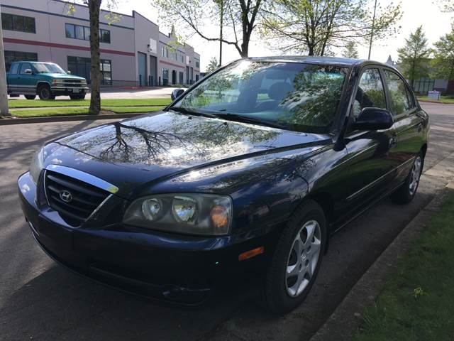 2005 Hyundai Elantra For Sale At Apex Auto Sales In Troutdale OR