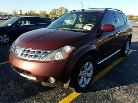 Nissan Kansas City >> 2006 Nissan Murano For Sale In Kansas City Mo
