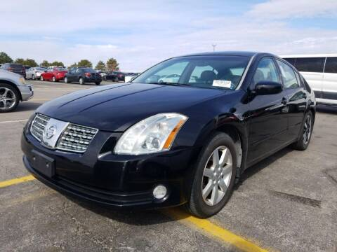 2005 Nissan Maxima 3.5 SE for sale at Cars Now KC in Kansas City MO
