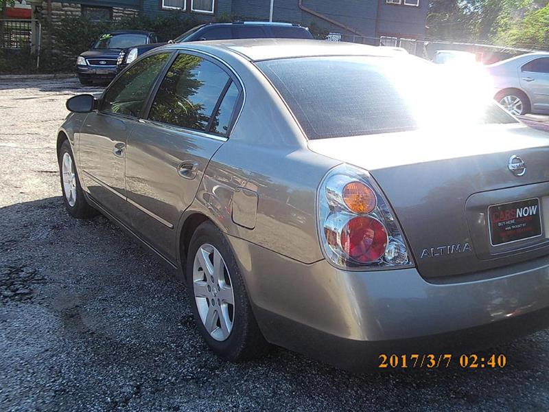 2003 Nissan Altima In Kansas City MO - Cars Now KC