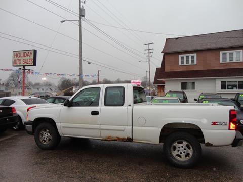 2003 Chevrolet Silverado 1500 For Sale In Grand Rapids Mi