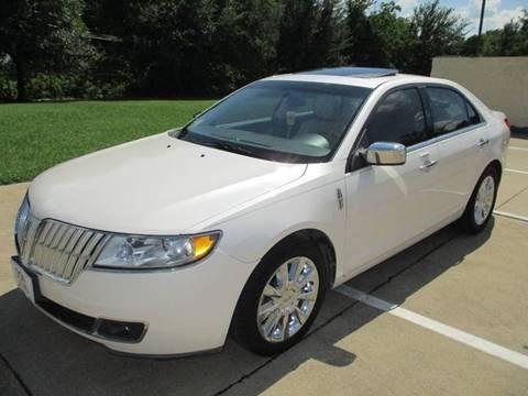 2010 Lincoln MKZ for sale in Arlington, TX
