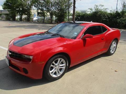 2013 Chevrolet Camaro for sale at Carfit Inc. in Arlington TX