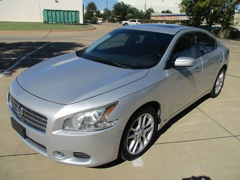 2009 Nissan Maxima for sale in Arlington, TX