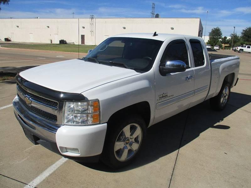 2009 Chevrolet Silverado 1500 for sale at Carfit Inc. in Arlington TX