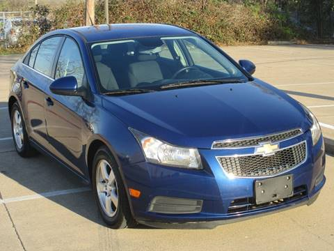 2012 Chevrolet Cruze for sale at Carfit Inc. in Arlington TX