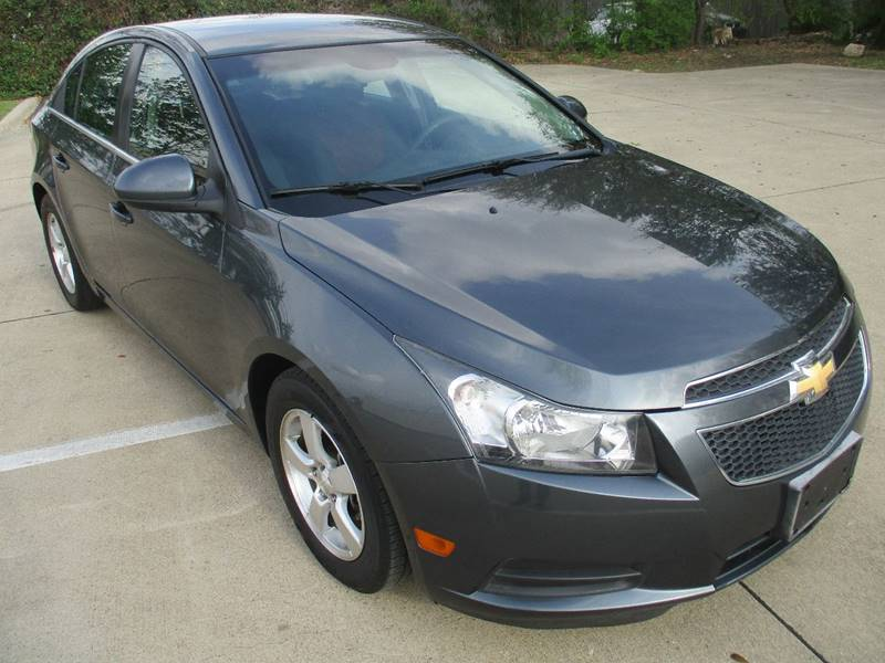 2013 Chevrolet Cruze for sale at Carfit Inc. in Arlington TX