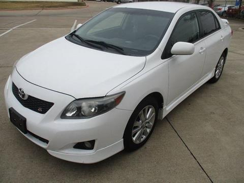 2009 Toyota Corolla for sale in Arlington, TX