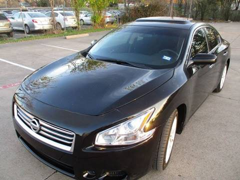 2013 Nissan Maxima for sale at Carfit Inc. in Arlington TX