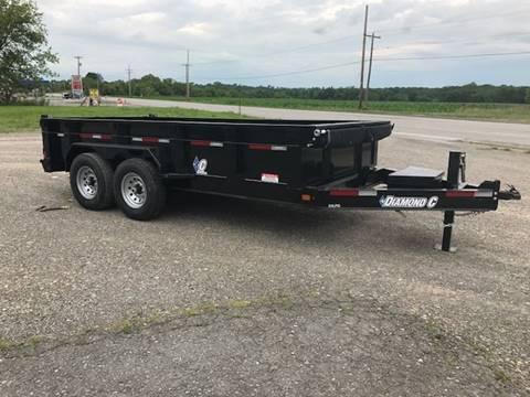 2017 Diamond C 24LPD 14X82 for sale in Attica, NY