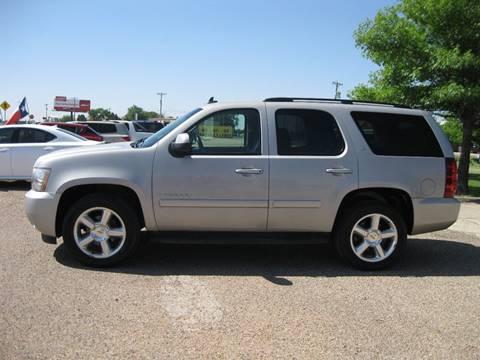 2007 Chevrolet Tahoe for sale in Abernathy, TX