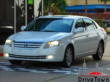 2007 Toyota Avalon for sale at Drive Town in Houston TX