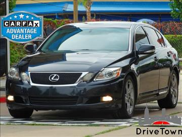 2008 Lexus GS 350 for sale at Drive Town in Houston TX