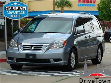 2010 Honda Odyssey for sale at Drive Town in Houston TX