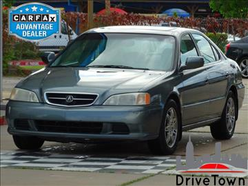 2001 Acura TL for sale at Drive Town in Houston TX