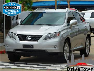 2011 Lexus RX 350 for sale at Drive Town in Houston TX