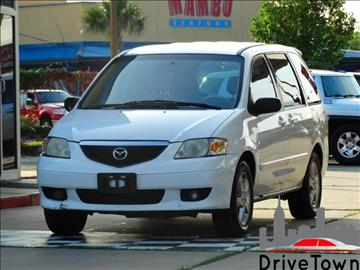 2003 Mazda MPV for sale at Drive Town in Houston TX