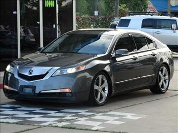 2009 Acura TL for sale at Drive Town in Houston TX