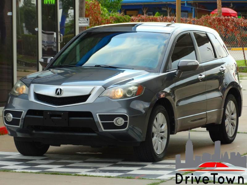 2011 Acura RDX for sale at Drive Town in Houston TX