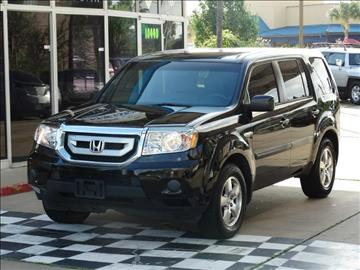 2009 Honda Pilot for sale at Drive Town in Houston TX