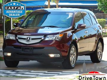 2007 Acura MDX for sale in Houston, TX
