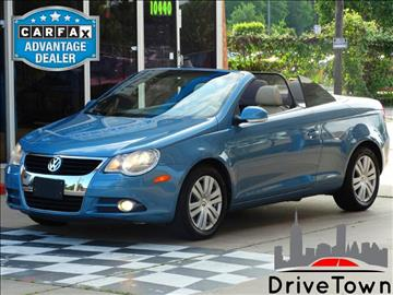 2007 Volkswagen Eos for sale at Drive Town in Houston TX