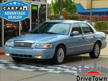 2011 Mercury Grand Marquis for sale at Drive Town in Houston TX