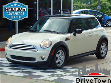 2008 MINI Cooper for sale at Drive Town in Houston TX