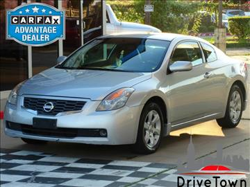 2008 Nissan Altima for sale at Drive Town in Houston TX