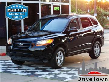 2008 Hyundai Santa Fe for sale at Drive Town in Houston TX