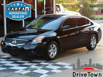 2007 Nissan Altima for sale at Drive Town in Houston TX