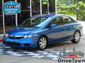 2009 Honda Civic for sale at Drive Town in Houston TX