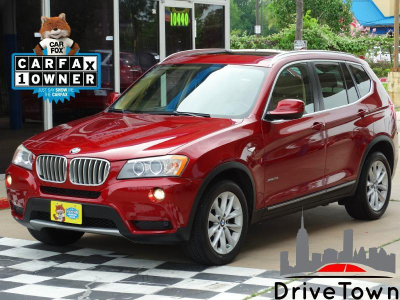 2011 BMW X3 for sale at Drive Town in Houston TX