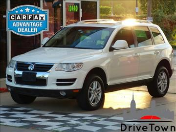 2008 Volkswagen Touareg 2 for sale at Drive Town in Houston TX
