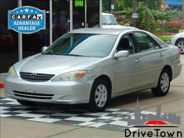 2003 Toyota Camry for sale at Drive Town in Houston TX