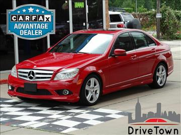 2010 Mercedes-Benz C-Class for sale at Drive Town in Houston TX