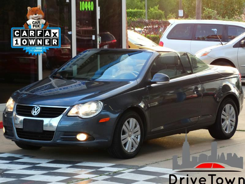 2008 Volkswagen Eos for sale at Drive Town in Houston TX