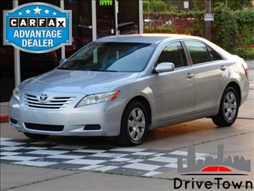 2007 Toyota Camry for sale at Drive Town in Houston TX